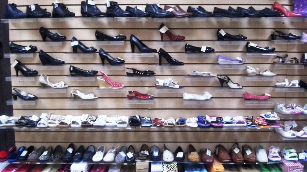 В каких случаях можно сдеоать вощврат обуви