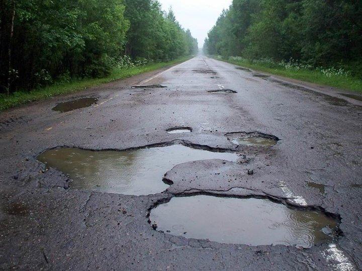 Образец жалобы на плохое состояние дороги