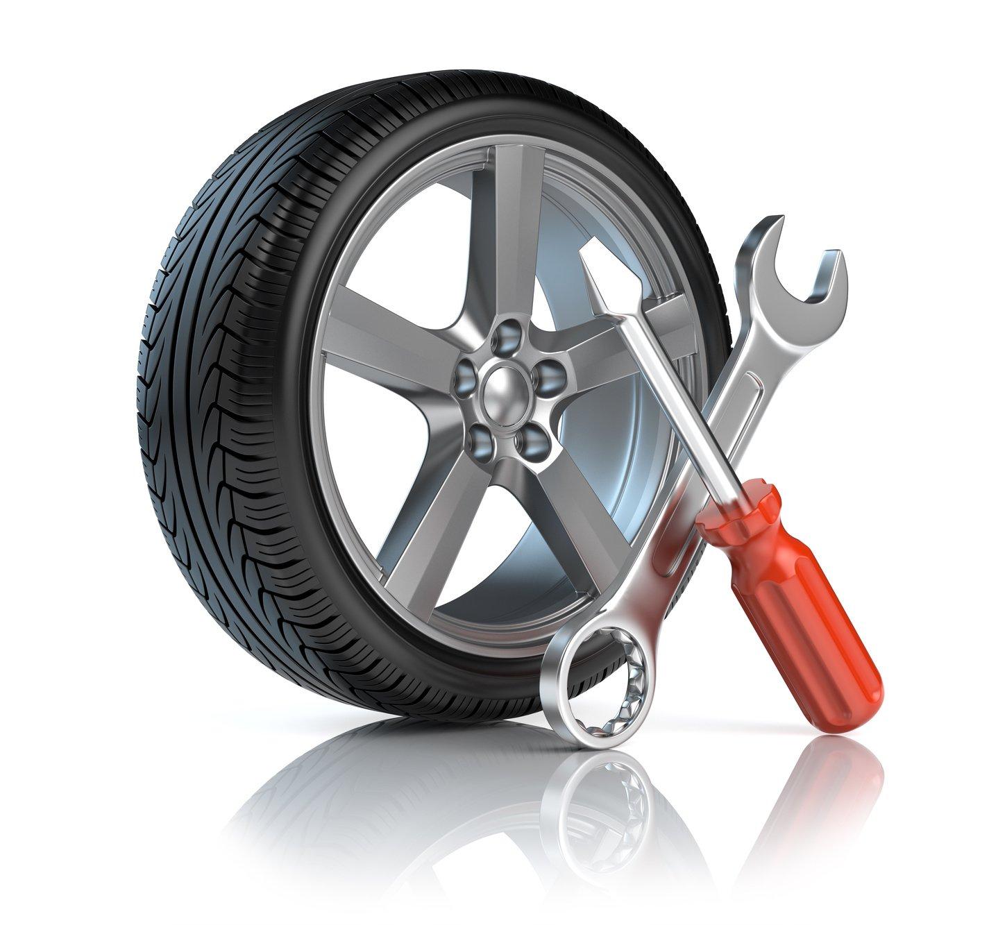 Чеки за ремонт автомобиля