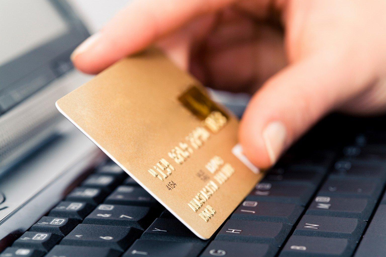 Отмена покупки на кредитную карту