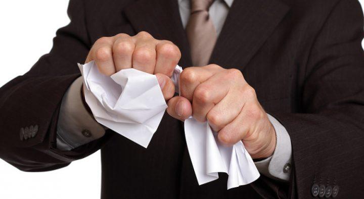 Как написать заявление о расторжении договора на оказание услуг