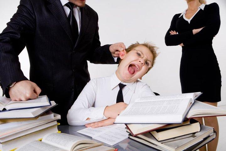 Грамотно составить заявление на ученика постоянно срывающего уроки