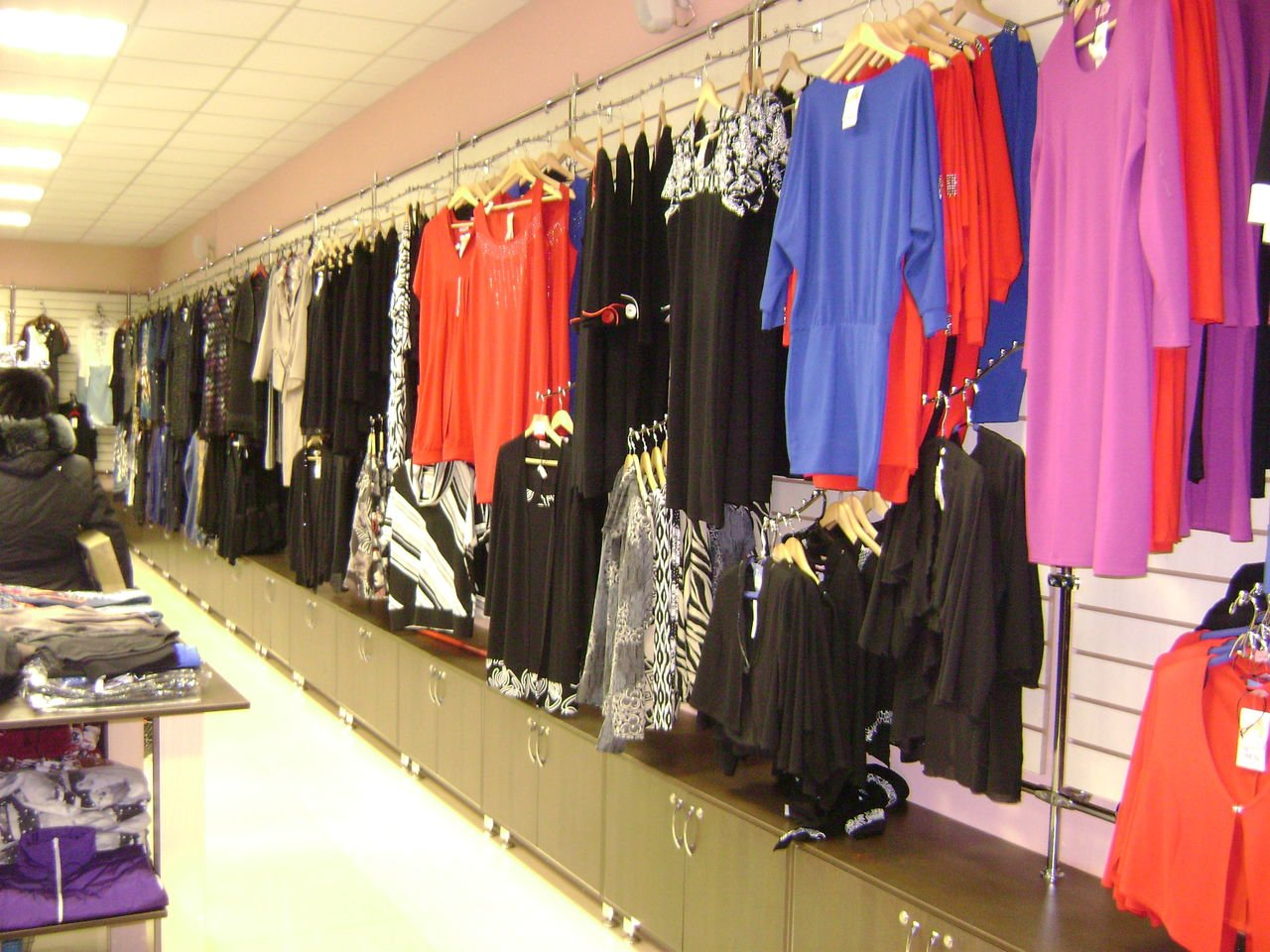 магазин картинка одежды